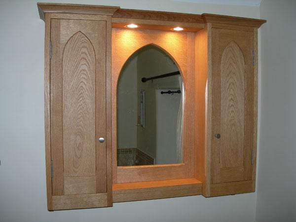 bespoke furniture bathroom cabinet